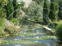 Jardins de Sardy, a garden in SW France