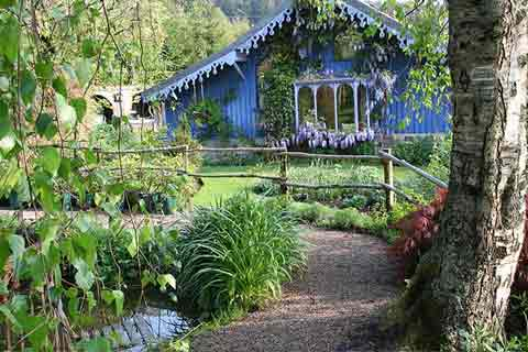 Jardin de berchigranges a garden in the north east of france for Jarden france