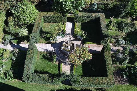 Les jardins du chateau de la motte a garden in north west for Le jardin de la france