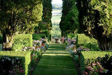 Les jardins de la chartreuse de conty a dordogne garden for Le jardin de la france