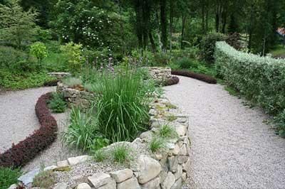 jardin de berchigranges a garden in the north east of france. Black Bedroom Furniture Sets. Home Design Ideas