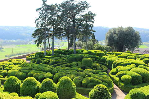 Photo of Les Jardins suspendus de Marqueyssac France