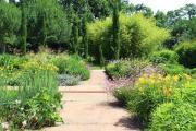 les jardins du chateau de hautefort a french formal style garden in the dordogne. Black Bedroom Furniture Sets. Home Design Ideas