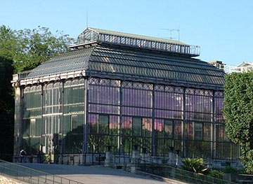 Mexican greenhouse, Jardin des Plantes