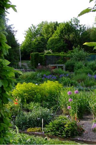 Jardin de la Presle