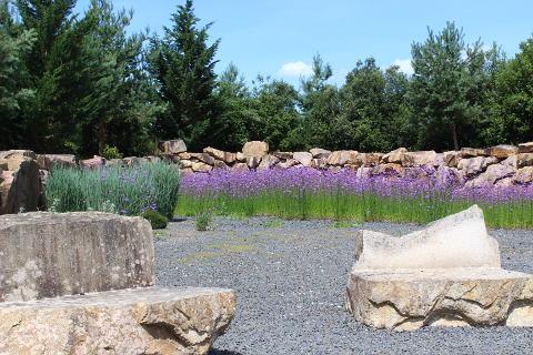 Jardins de Colette, Bretagne garden