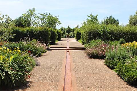 les jardins de Colette, Provence garden