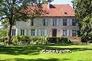 Jardins du Chateau de Momas