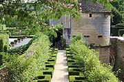 Chateau de Losse Gardens