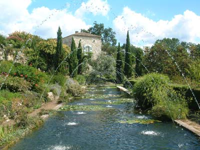 A French garden  to visit