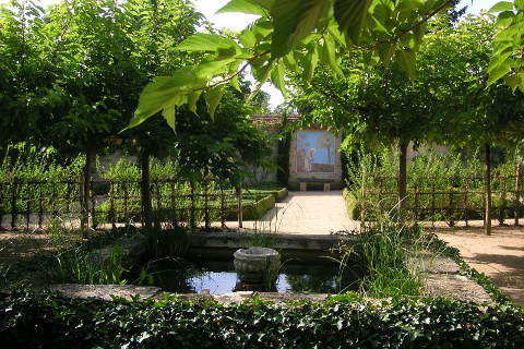 Photo of Gardens of the Chateau d'Ainay le Vieil
