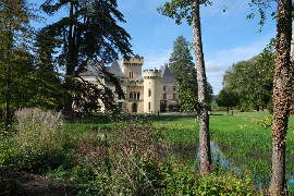 Gardens of the Chateau de Campagne