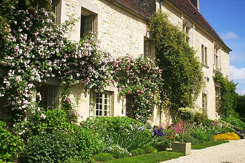 Photo of Les Jardins du Manoir de la Bonnerie in North West