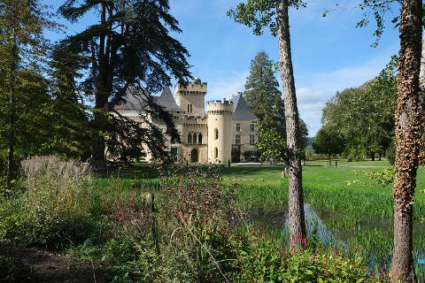 Photo of Gardens of the Chateau de Campagne