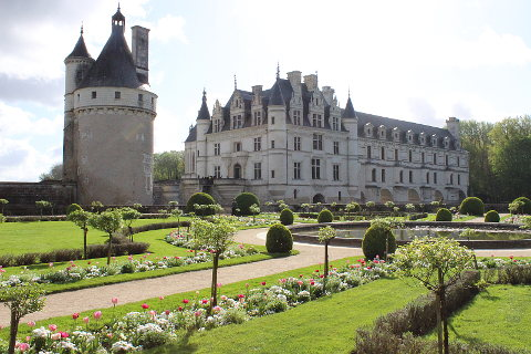 Photo of Chateau de Chenonceau Gardens in Central