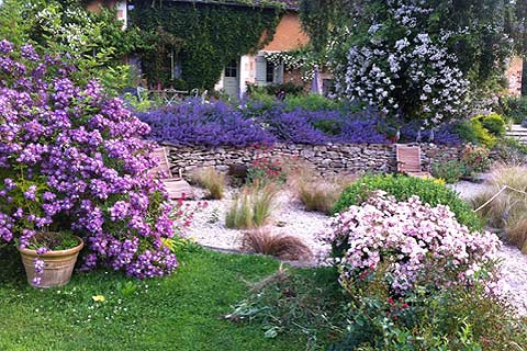 le jardin de marie a garden in central france - Le Jardin