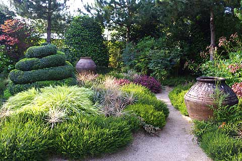 Photo of Les Jardins Agapanthe in North West France
