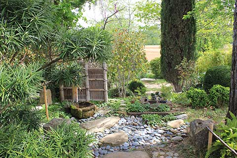 Photo of Les Jardins d'Erik Borja in South East
