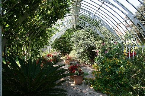 Photo of Jardin des Plantes at La Rochelle in North West France