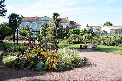 Photo of Town Hall Garden at Marans in North West