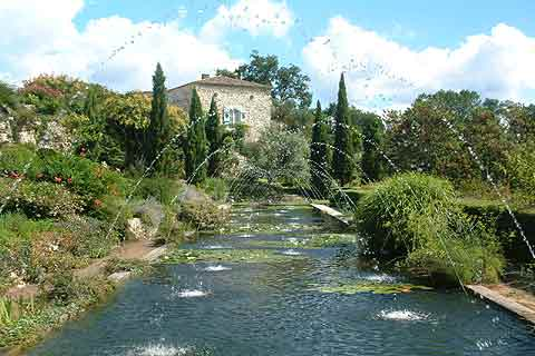Photo of Les Jardins de Sardy in South West