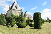 Gardens of the Chateau d'Azay