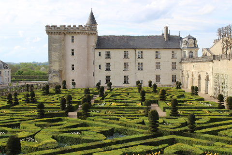 Photo of Gardens of the Chateau de Villandry in Central