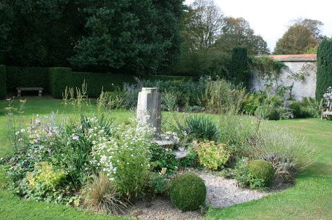 Le Parc Du Bois Des Moutiers A Garden In The North Of France