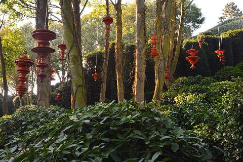 Les Jardins D Etretat A Unique Blend Of Garden And Sculpture With