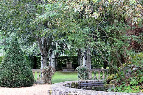 Les Jardins Tranquille in Brantome