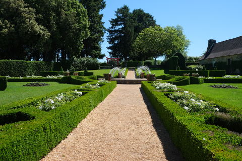 map of les jardins du manoir deyrignac and places to visit - Jardin D Eyrignac